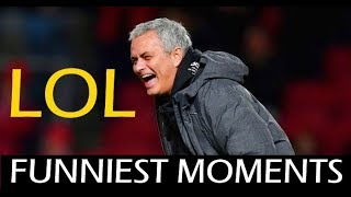 Jose Mourinho ● Top 10 Funny Moments, Interviews, Fights, Press Conference