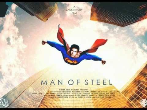Zach Snyder's SUPERMAN MAN OF STEEL 2013