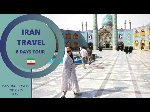 IRAN | TRAVEL VLOG