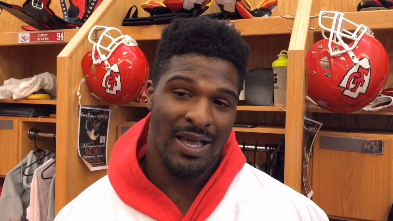 Chiefs LB Dee Ford on preparing for Derek Carr