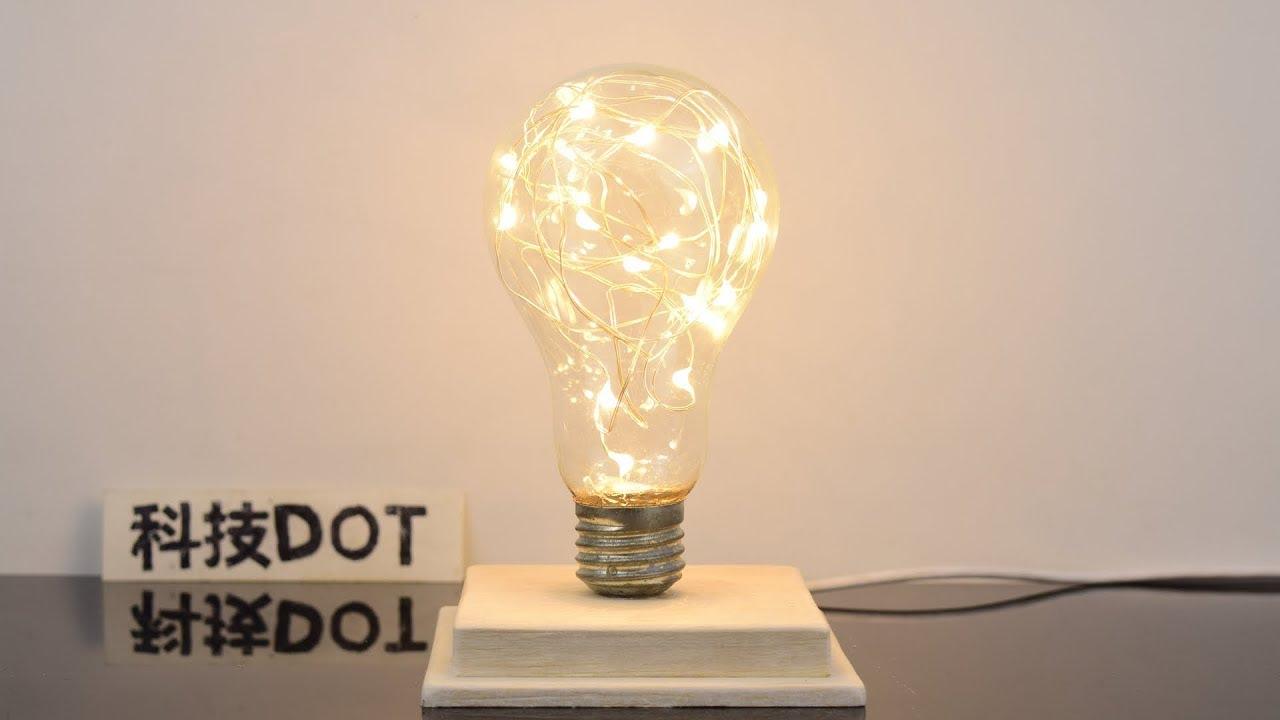 How To Make Fairy Lamp DIY Dollar Tree Mason Jar Lamp
