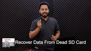 How to Recover Data from Damaged SD Card | Wondershare Data Recovery