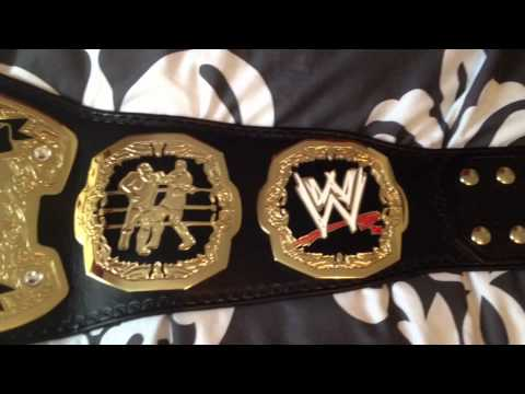 WWE World Tag Team Championship Belt