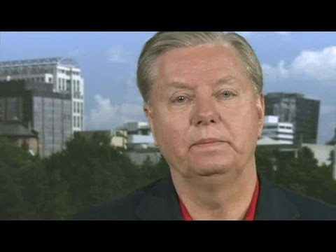Senator Lindsey Graham talks presidential race strategy