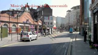 Hammersmith Minicab & Taxi Booking , Airport Transfer