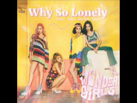 Wonder Girls (원더걸스) - Why So Lonely [MP3 Audio]
