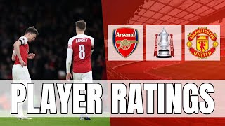 Arsenal Player Ratings - Some Of These Players Can Get In The Bin (RANT)