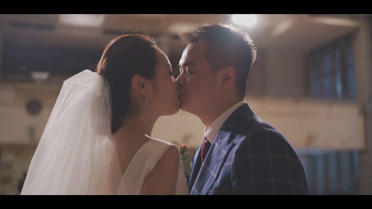 台北婚錄推薦/新店行道會三民堂證婚/教會婚禮/Howard+Lilian