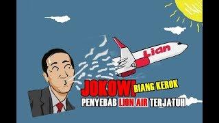 TERLALU G*BL0K! Lion Air Jatuh, Tim Prabowo Ini Malah Salahkan Jokowi