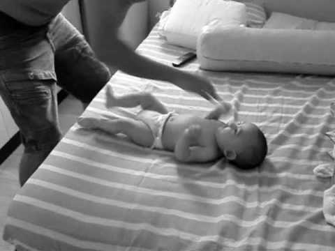 Caio Pedroza -Treinando para o maternal