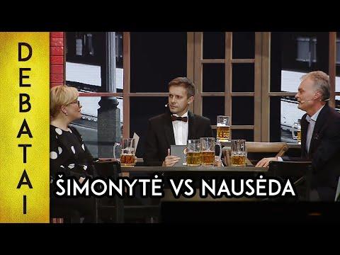 Mėmelio stoties debatai || Šimonytė vs Nausėda || Laikykitės ten su Andriumi Tapinu