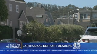 QUAKE SAFETY:  San Francisco property owners could be facing penalties for not making seismic retrof