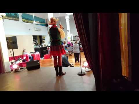 Shake your groove thing ib broken hill 2016