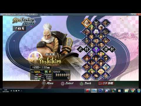 Sengoku basara 3 utage item translation