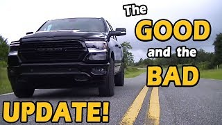 UPDATE! 2019 Ram 1500 ***Actual Owner's Review*** | Truck Central