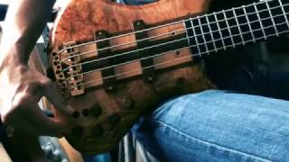 Gambar cover Jerzy Drozd Obsession Signature 5 String Bass Demo