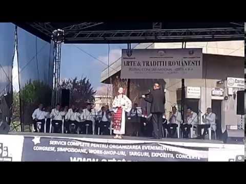 Adelina Maria DINU si Ansamblul  Doina Oltului