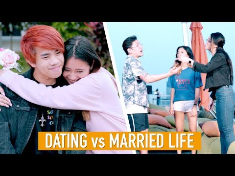 DATING vs MARRIED LIFE