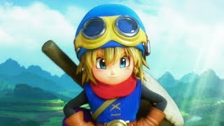 Why Dragon Quest Builders is a better building game than Minecraft