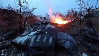 Российский лётчик СУ 25 Роман Филиппов геройски погиб в Сирии
