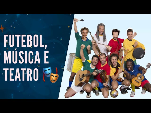 SAMBA FUTEBOL CLUBE MUSICAL - REVIEW 🎭⚽
