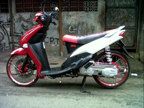 Yamaha Modified Doovi - Mio decalsmiomodified by boyong luzano apalit pampanga youtube