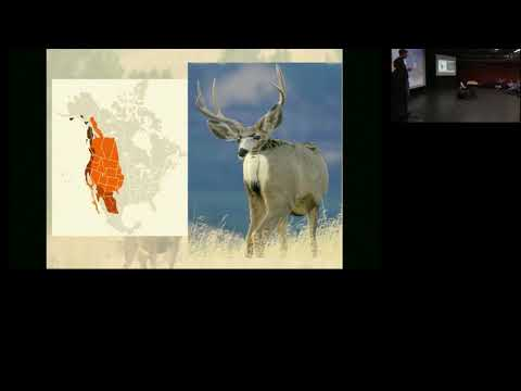 A Presentation and Discussion on: Ecology and Conservation of Mule Deer.