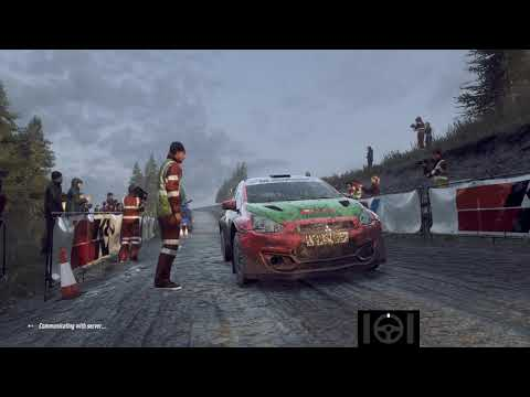 Dirt Rally 2021 05 20 Mitsubishi Space Star R5 Wales Stage 1&2 [no sound] |