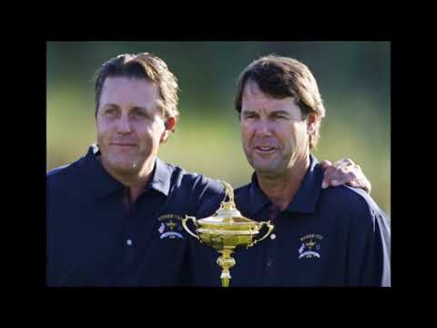 Phil Mickelson Trash Talk Compilation