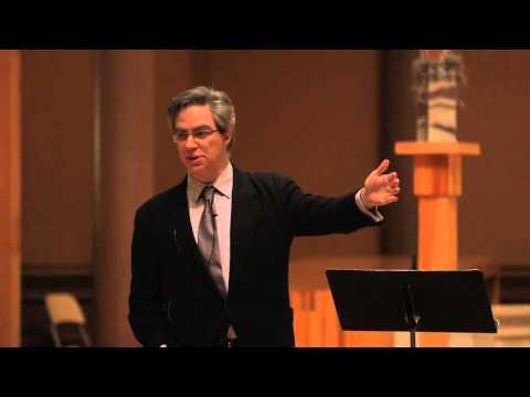 Preconcert talk (Ockeghem, Binchois, and Du Fay) presented by Blue Heron