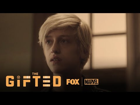 Andy Visits Lauren In His Dreams | Season 2 Ep. 10 | THE GIFTED