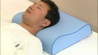 Snore Pillow How To Stop Snoring Problems