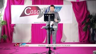 Pasteur MARCELLO TUNASI Atelier comment vaincre la tentation