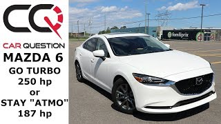 2018 Mazda 6: What you need to know BEFORE you go TURBO! | Review part 1/2