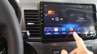 лучшая Магнитола для Mitsubishi Lancer X на Android 8.0 Установка Магнитолы своими руками!