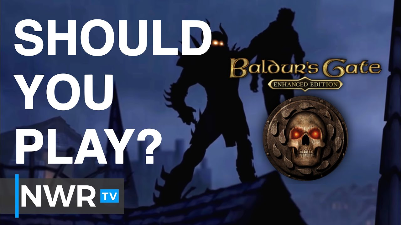 Should You Play Baldur S Gate Enhanced Edition On Nintendo Switch