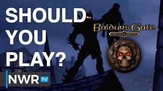 Should You Play Baldur's Gate Enhanced Edition on Nintendo Switch?