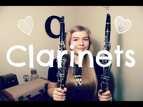 All of My Clarinets (Updated)