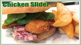 Chicken Slider Recipe