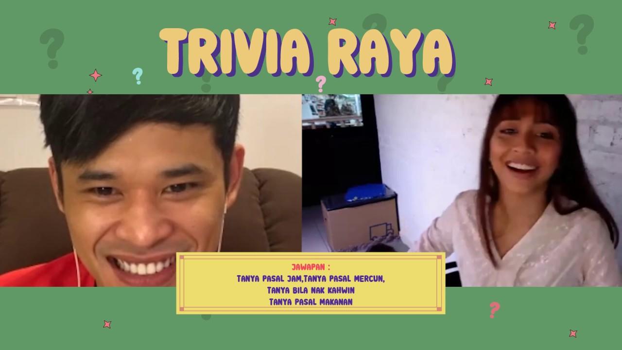 Trivia Raya (Andi Bernadee, Cik Manggis, Rizal Rasid & Layla Sania)