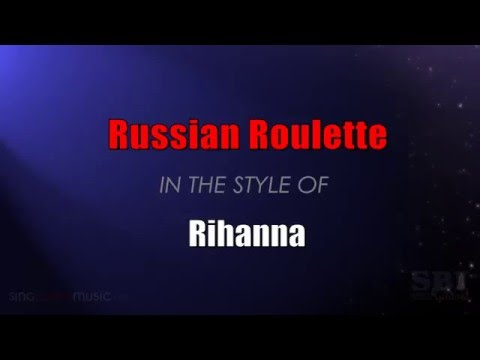 Russian Roulette Hq Single 119