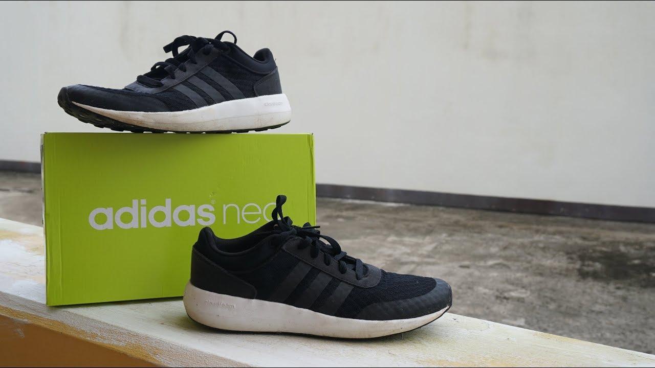 shoe review  adidas cf race  best under   100 dollar