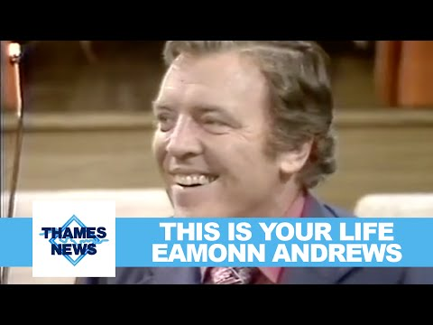 This is your life - Eamonn Andrews | Thames News