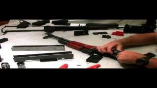 AK-47 Klasse II conversie mal te selecteren vuur