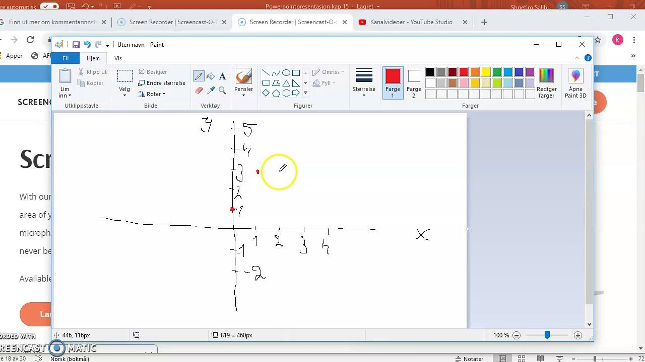 Kap 7: Løs ligningen Grafisk 2 (1P)