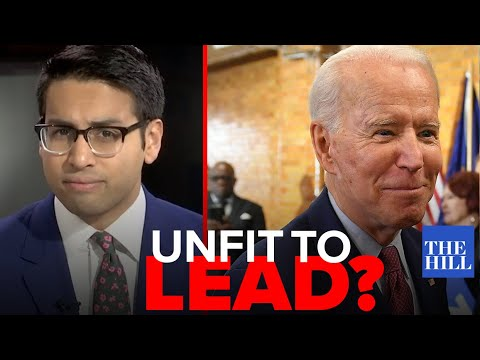 Saagar Enjeti: Biden's Disastrous TV Appearance Shows He's Unfit To Lead In A Crisis