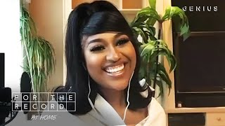 "Jazmine Sullivan Talks 'Heaux Tales' & Ari Lennox's ""On It"" Lyrics 