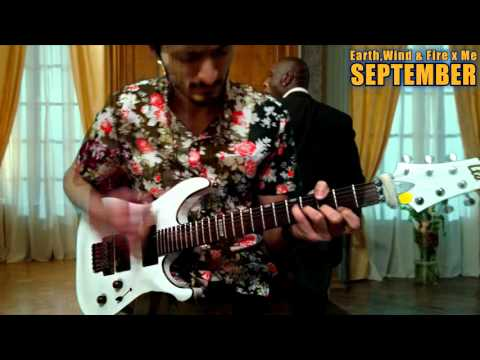 Earth, Wind & Fire x Me – September | (Guitar Cover)