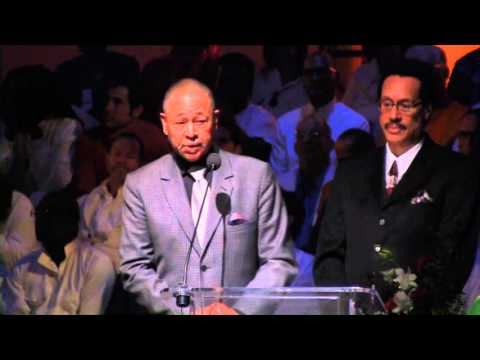 Verdine White-Maurice White-A Celebration of Life Part 2