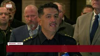 Authorities give update on Molson Coors mass shooting